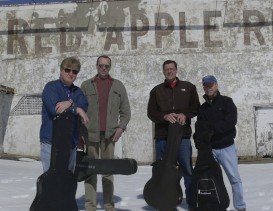 Red Apple Rest Band